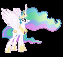 Princess Celestia by Jaelachan
