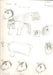 Intellect/Trev Pony! by thatrevmans
