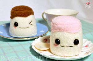 puchi puchi purin? by brokensymphony