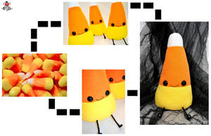kinda corny Candy Corny by brokensymphony