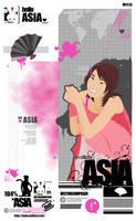 Hello asia by DJ-Vocuz
