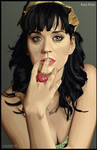 Katy Perry- Vector by rhobdesigns