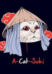 A-CAT-SUKI by rhobdesigns