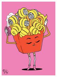 Fab Fries by rhobdesigns