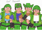 Far Cry Scout Mercenaries by CARGOCAMP