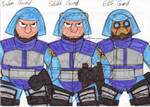 Far Cry Elite Guards by CARGOCAMP