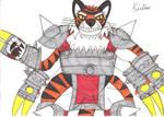 Mortal Kombat Deception Kintaro by CARGOCAMP