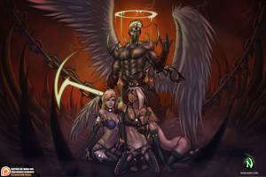 [Patreon] Redeemer and Destroyer by NadillPL
