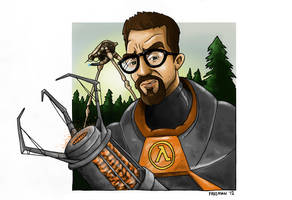 The Freeman by huskertim27