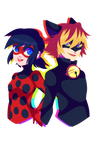 Miraculous Ladybug by xen1231