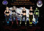 USS Ample Nacelles Away Team by jesuispain