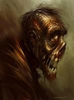 Return of the zombie by PReilly