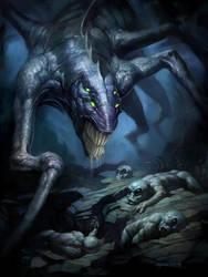 Alien Assault by PReilly