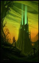 Alien World by PReilly