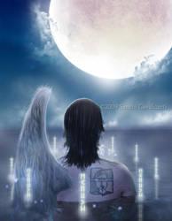 Celestial Runecaster by heavencall