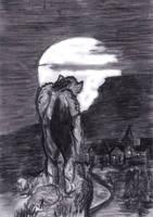 Werwolf by Eschenfelder