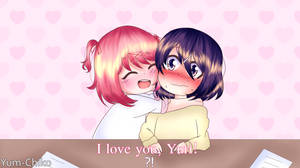 I love you, Yuri! [DDLC] by Yum-Chiko