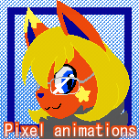 Pixel folder icon by Kayredu-Furry