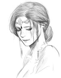 Triss merigold by thaumazo