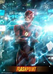 Flashpoint Flash by Bryanzap