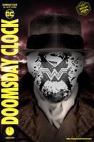 doomsday clock rorschach poster by bryanzap on deviantart