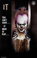 IT - Clownhouse by Bryanzap