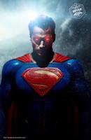 Henry Cavill Superman by Bryanzap