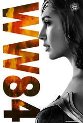 Wonder Woman 84 by Bryanzap