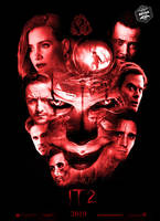 IT 2 The Losers Club Poster by Bryanzap