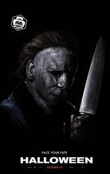 Halloween Final Poster by Bryanzap