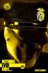 Watchmen HBO Poster by Bryanzap