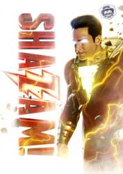 Shazam by Bryanzap