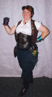 Steampunk Costume by Feybles