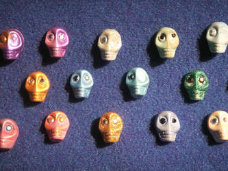Skully Pins by Feybles