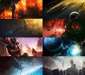 Endless Space - events by A-u-R-e-L