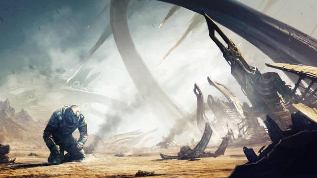 Endless Space - Pilgrim defeate by A-u-R-e-L