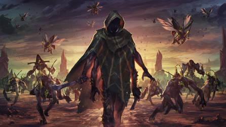 Endless Legend - necrophages by A-u-R-e-L