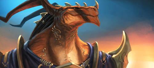 Drakken hero c by A-u-R-e-L