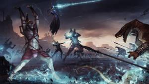 Ardent wizards battle d3 by A-u-R-e-L