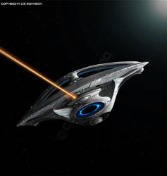 Enterprise F Forward Concept by Colourbrand