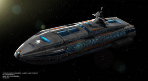 Commissioned: Cygnus Liner Concept by Colourbrand