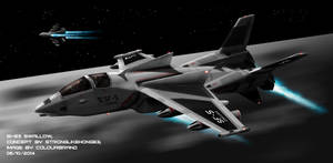 Commissioned: SI-83 Swallow by Colourbrand