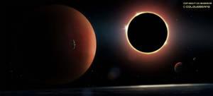 Orbital Eclipse by Colourbrand