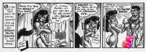 The Check-Up CENSORED by cartoonjoe2011