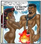 Doctors Eye HOT FIRE EDITION by cartoonjoe2011