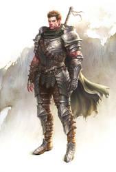Mercenary by Gpzang