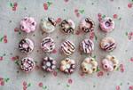 Cutie Donuts by li-sa