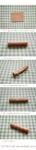 Felt cake tutorial- egg roll by li-sa