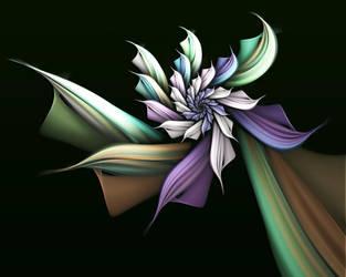 Night Orchid by Frankief