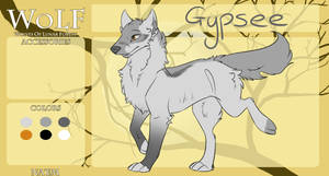 Gypsee | WoLF by ShadowMagpie